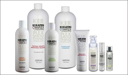 Keratin Complex Smoothing Therapy by Coppola